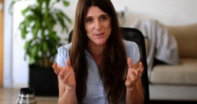 Inés Arrondo, una ex Leona que es Secretaria de Deportes