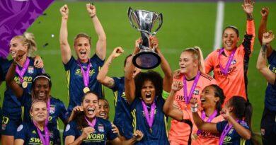 Lyon campeón