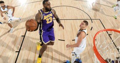 Lakers finalista