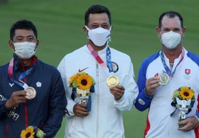El oro olímpico fue para un norteamericano