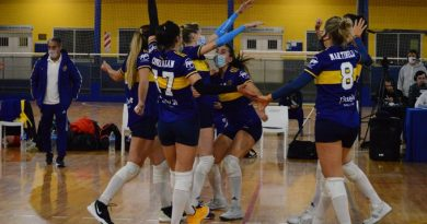 Copa Metropolitana: Boca ganó un cruce clave